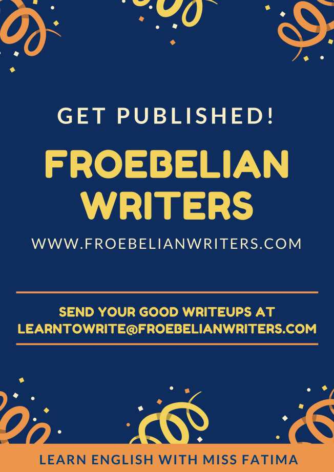 Froebelian Writers_poster April 2018-1
